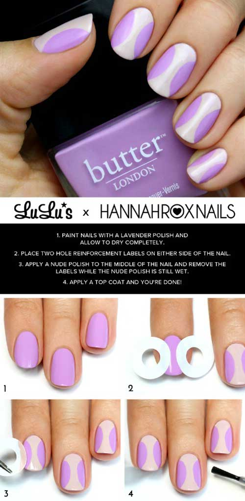 25 Amazing Nail Art Designs For Beginners
