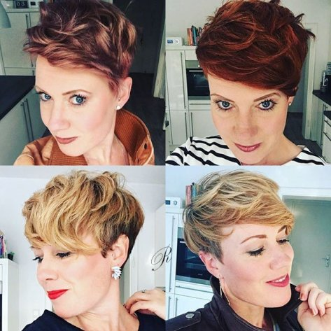 2019 Sexy And Charming Short Hairstyle