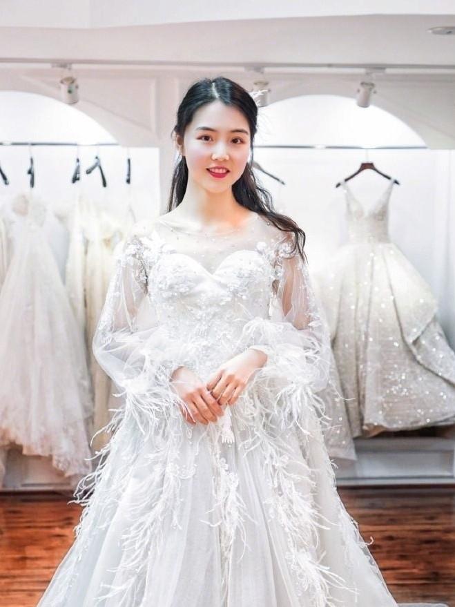 Oriental Chinese Wedding Dress