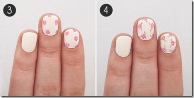 2 Trendy Nail Art Designs For Short Nails