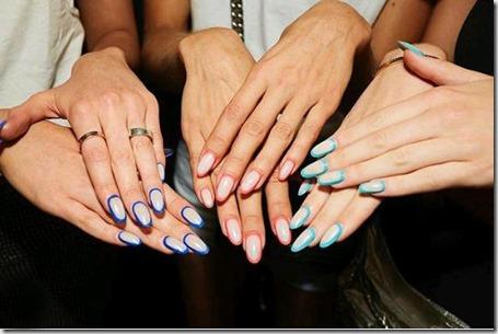 Top 5  Summer Nail Art Trends