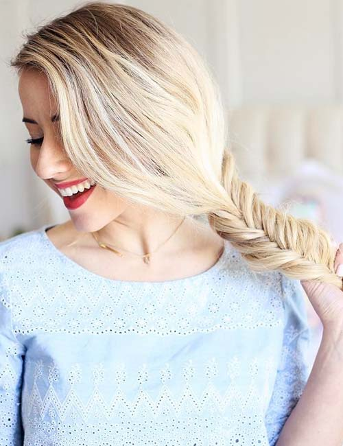Top 10 Cute Hairstyles For Long Hair Tutorial