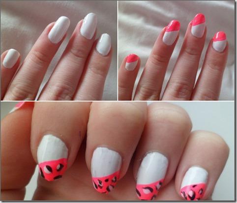 Particularly Beautiful Pink Nail Art
