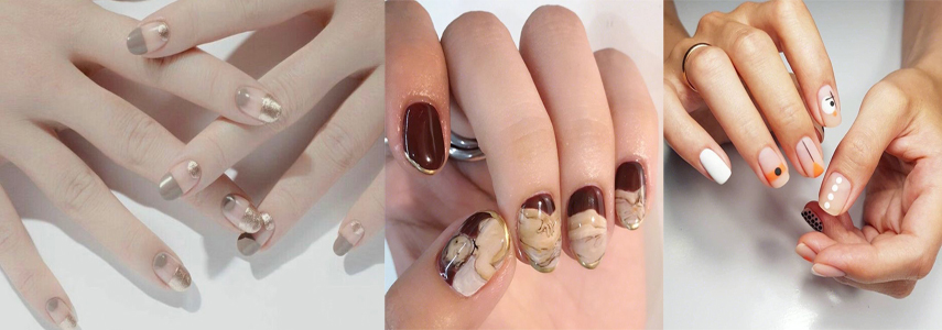 A group of ins nails inspiration sharing