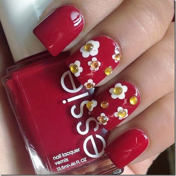 Top 10 Such Beautiful 3D Nail Art