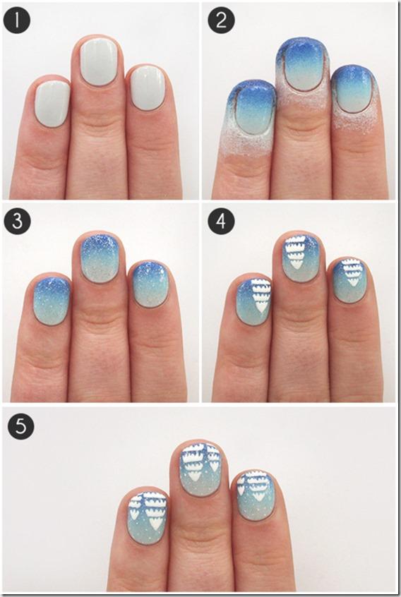 10 Fabulous Nail Art Tutorials