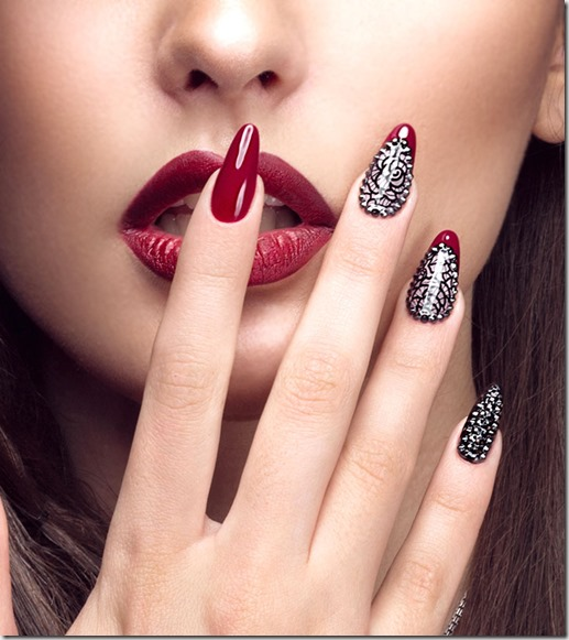 Top 10 Stunning 3D Nail Art