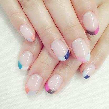 Beautiful Nail Style To Match Pretty Influenza
