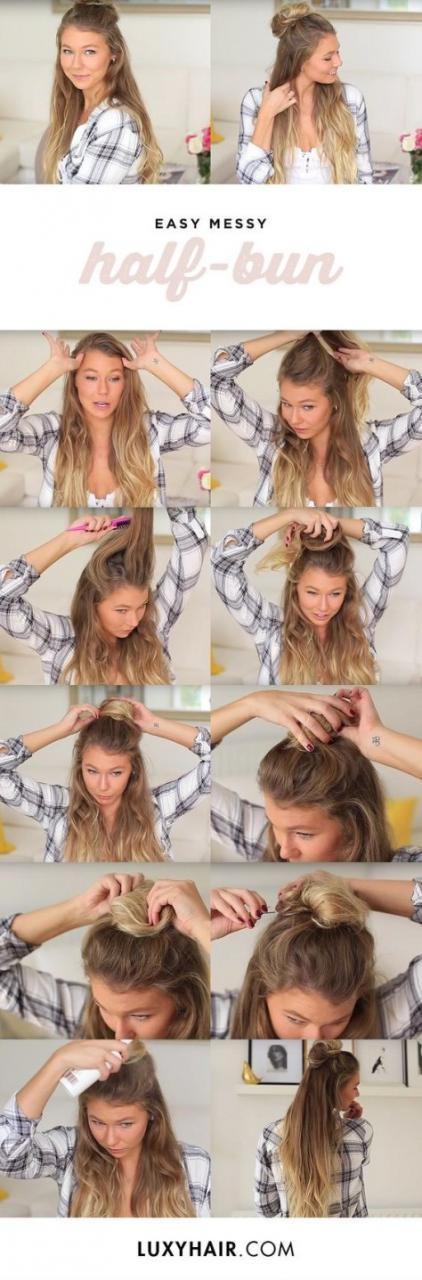 10 Popular Hairstyle Tutorials In 2019