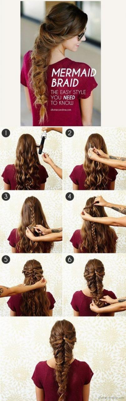 10 Popular Hairstyle Tutorials In 2019